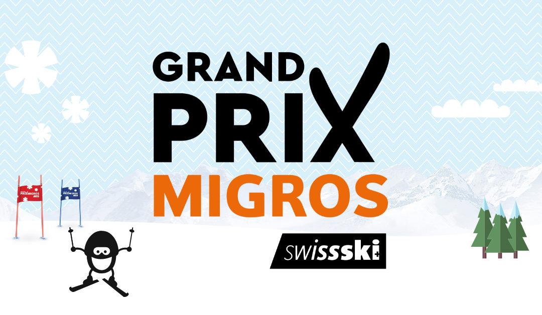 Vidéos Challenge Grand-Prix Migros 2021