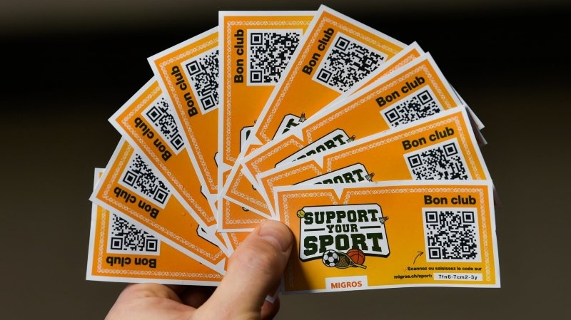 """Action Migros """"Support your Sport"""""""